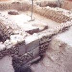 Recinto funerario de los siglos IV-V hallado en av. Paseo de la Victoria (SÁNCHEZ, 2006, fig. 166)